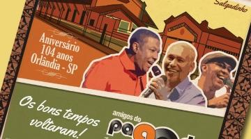 Imagem 2 do post Criação de Cartazes para Amigos do Pagode 90