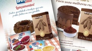 Imagem 1 do post Criação de Folder de Produtos para Indústria de Alimentos