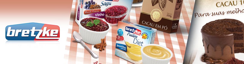 Criação de Folder de Produtos para Indústria de Alimentos