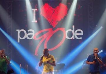 Criação de Logotipo para Banda de Pagode