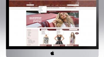 Imagem 2 do post Criação de Loja Virtual para Grife Feminina