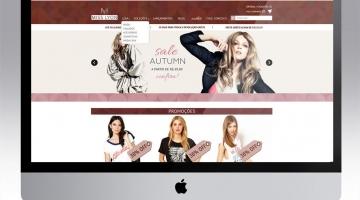 Imagem 5 do post Criação de Loja Virtual para Grife Feminina