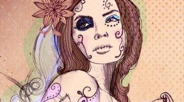 Imagem 5 do post Ilustrações para Grife Feminina