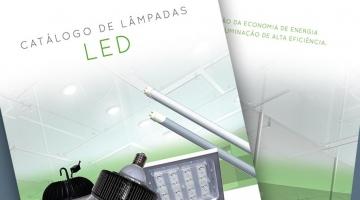 Imagem 2 do post Criação de Catálogo de Produtos para Empresa de Lâmpadas