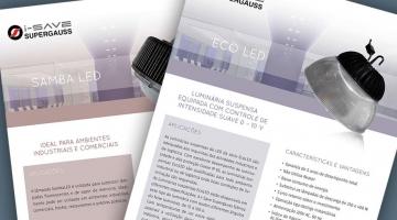 Imagem 3 do post Criação de Catálogo de Produtos para Empresa de Lâmpadas