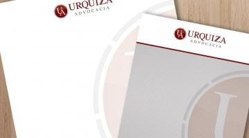 Imagem 2 do post Criação de Logotipo e Papelaria - Urquiza Advocacia