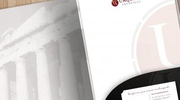 Imagem 3 do post Criação de Logotipo e Papelaria - Urquiza Advocacia