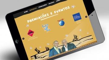 Imagem 1 do post Criação de Logotipo e Site - Caju e Castanha