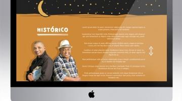 Imagem 2 do post Criação de Logotipo e Site - Caju e Castanha