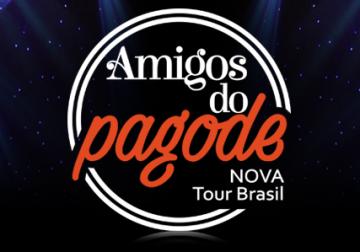 Logomarca Banda de Pagode