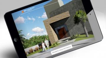 Imagem 2 do post Site Escritório de Arquitetura