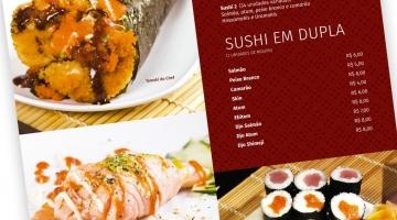 Imagem 3 do post Criação Cardápio Restaurante Japonês