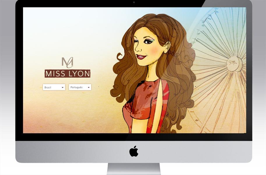 Criação de Loja Virtual para Grife Feminina