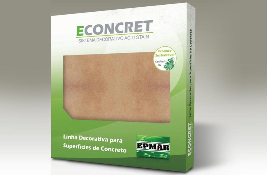 Design de Embalagem para Produto Decorador de Piso