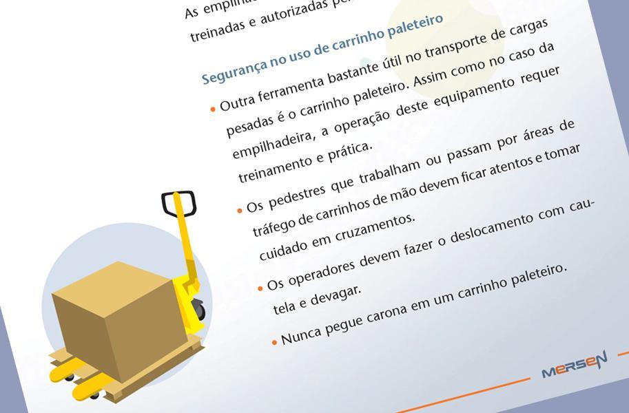 Design de Manual de Integração para Indústria