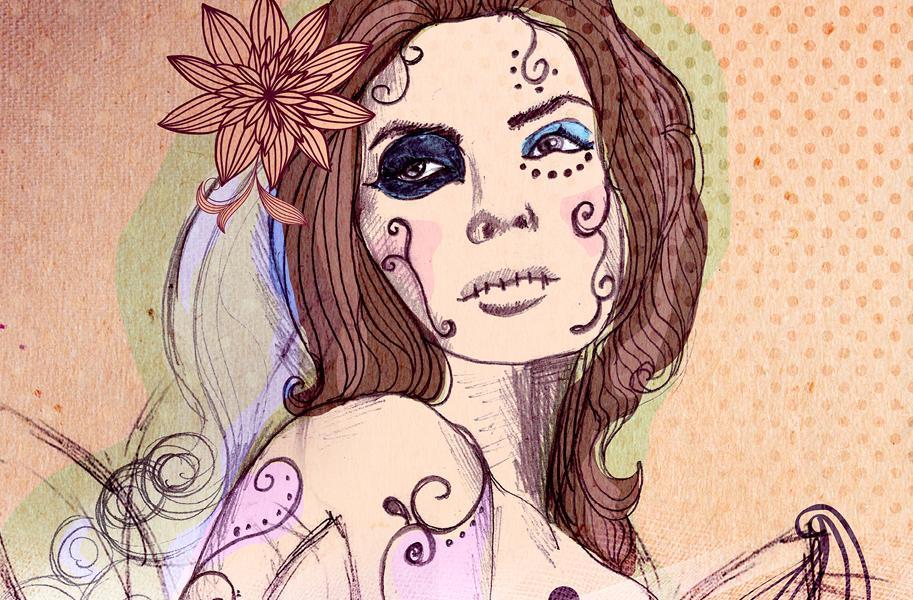 Ilustrações para Grife Feminina