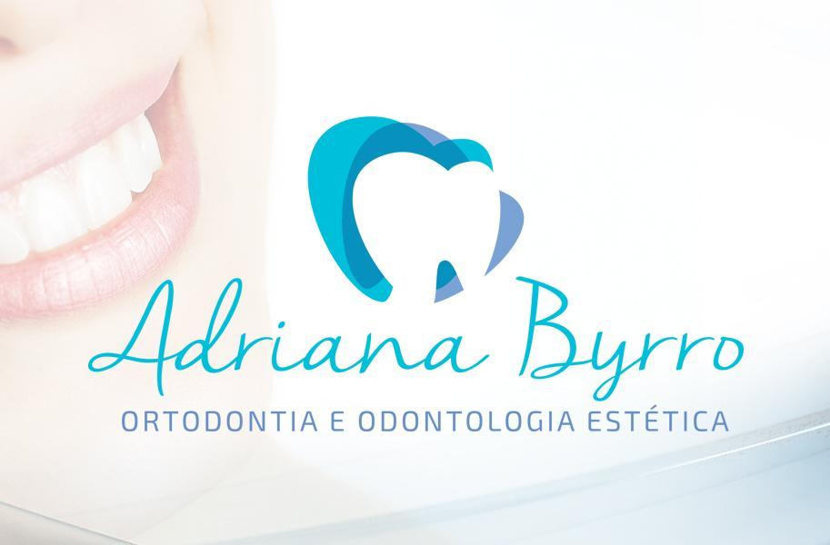Criação de Logotipo e Papelaria - Adriana Byrro Odontologia