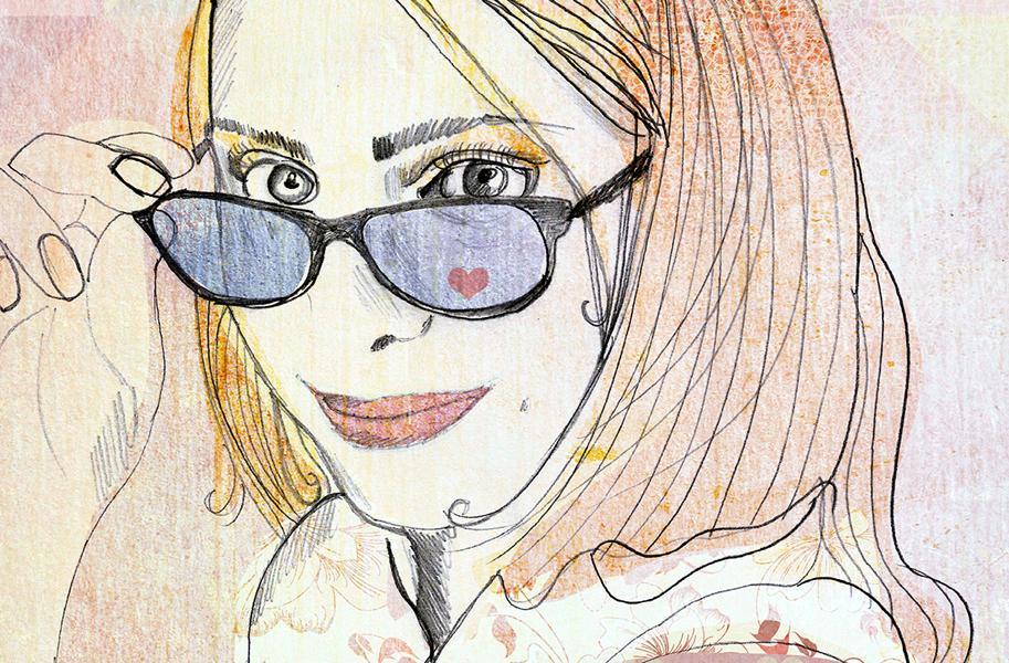 Identidade Visual - Miss Lyon