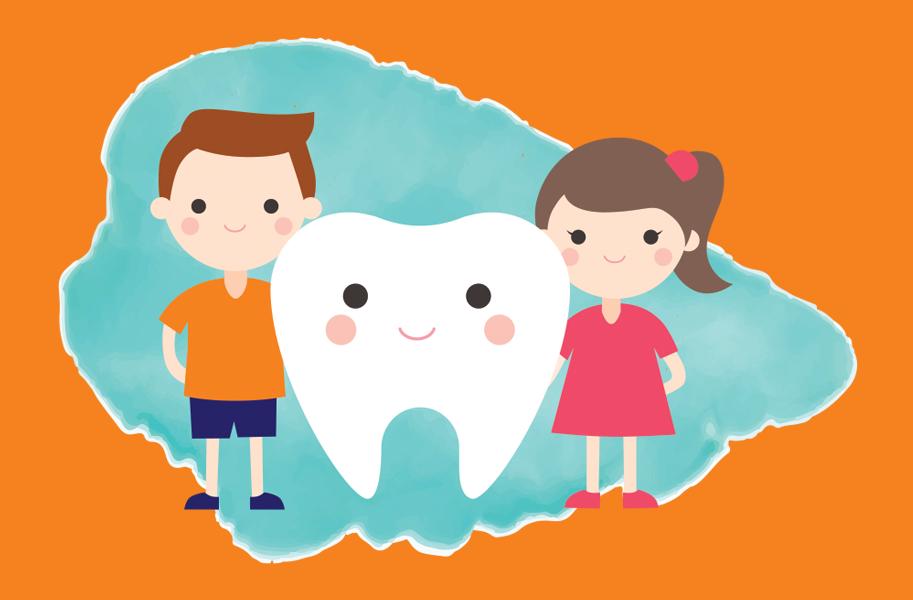 Logotipo Dentista