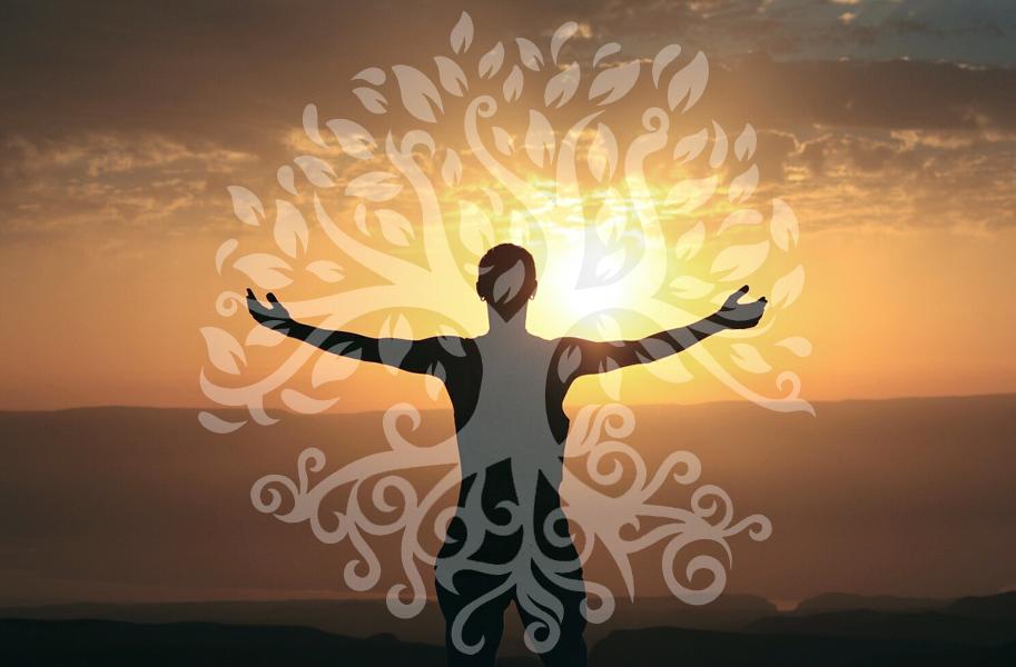 Logotipo Tratamento Natural